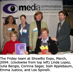 Show Biz Expo team