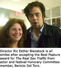 Ric Esther and Benicio